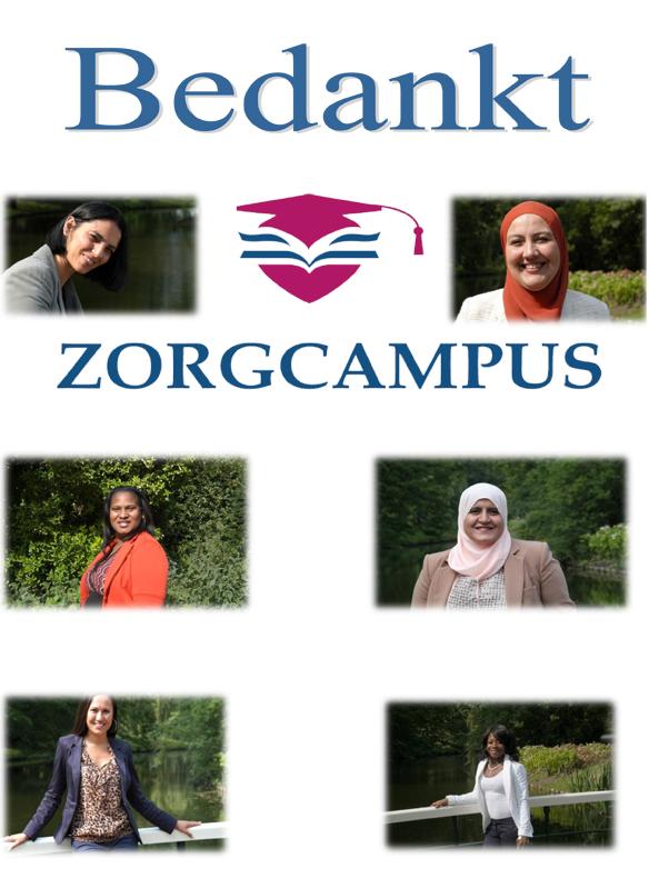 Dankwoord Zorgcampus