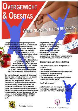 overgewicht en obesitas verschil
