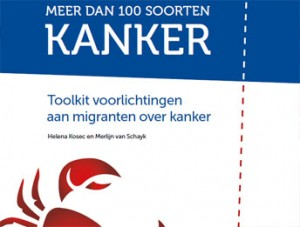 Toolkit kanker artikel in de media