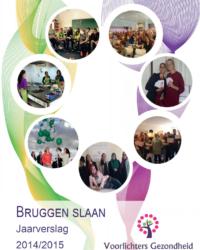 Jaarverslag 2014/2015